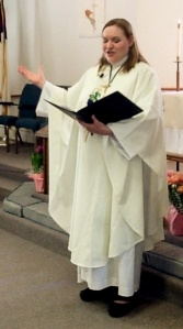 Pastor Katrina Walther